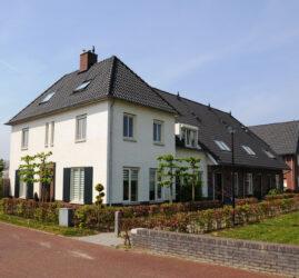 Woonwijk De Leijgraaf in Valburg