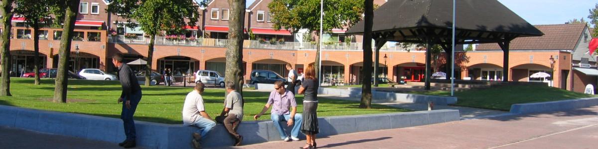 Centrumplan Lunteren, gemeente Ede