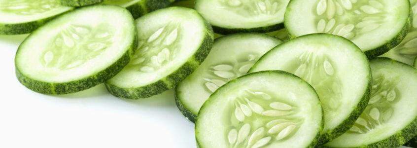 De komkommertijd voorbij…